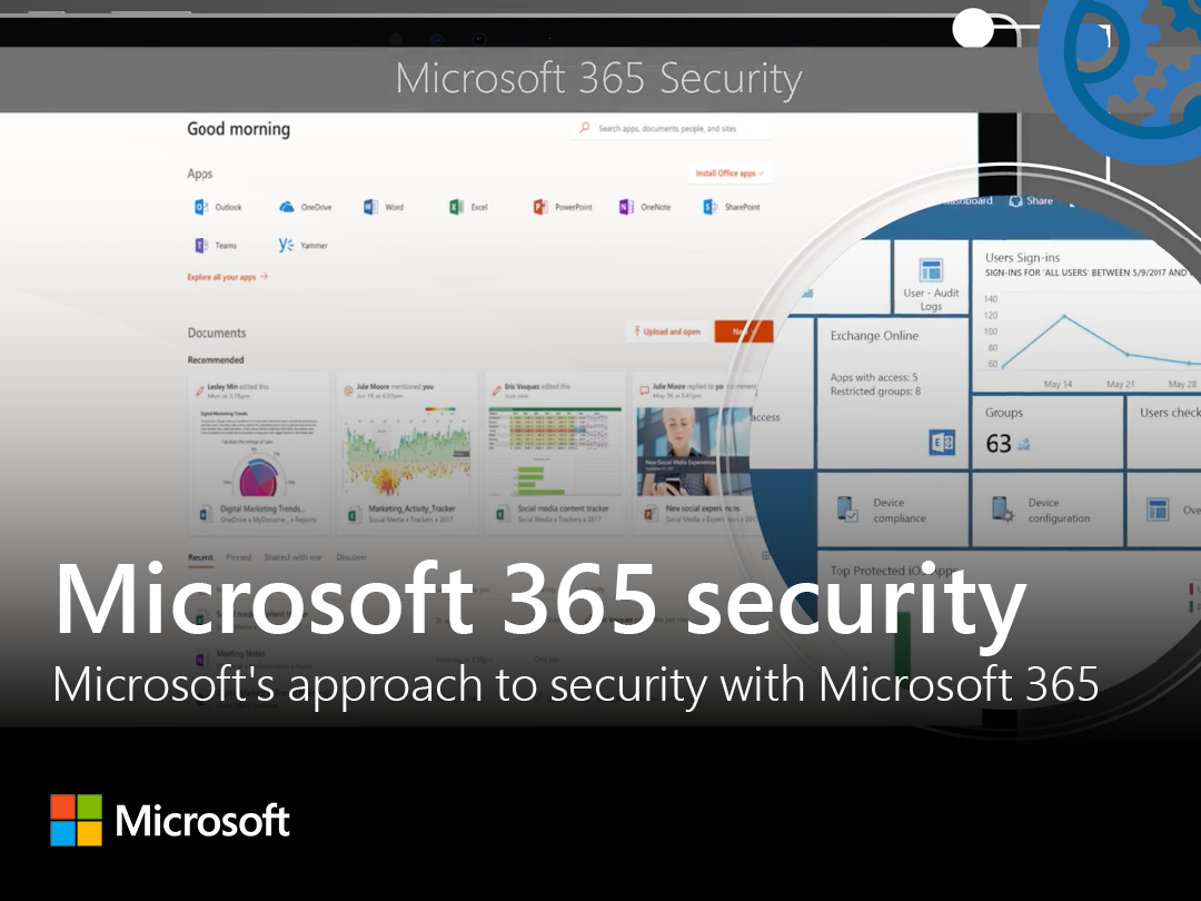 Artwork for Microsoft 365 Security