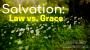Artwork for Salvation: Law vs. Grace