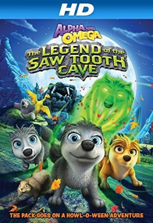 11 - Alpha and Omega 4: The Legend of the Saw Tooth Cave