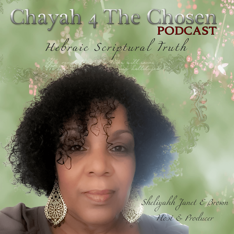 CHAYAH 4 The Chosen! logo