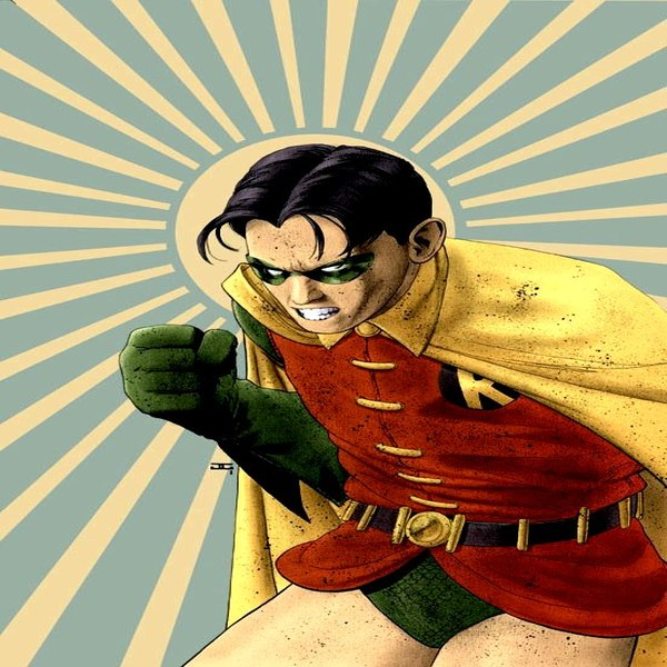 Channel 52 - 75 Years of Robin: Dick Grayson