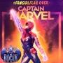 Artwork for 19.3: #Fangirlflail for Captain Marvel