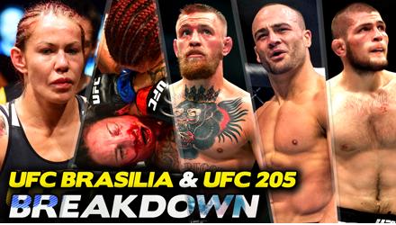 Submission Radio #101 Tito Ortiz, Robert Whittaker, Coach Wink, Dan Kelly, Damon Martin + UFC Brasilia