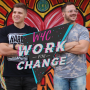 Artwork for Fall Back in Love with Fitness - Ben from WodPrep - Work for Change Episode 2
