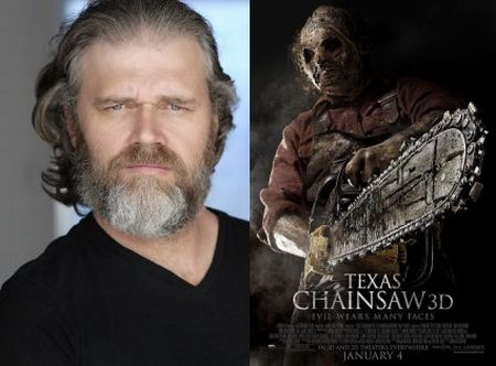 Episode 59 - Dan Yeager, Leatherface from Texas Chainsaw 3D
