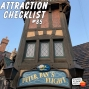 Artwork for Peter Pan's Flight - Disneyland - Attraction Checklist #85
