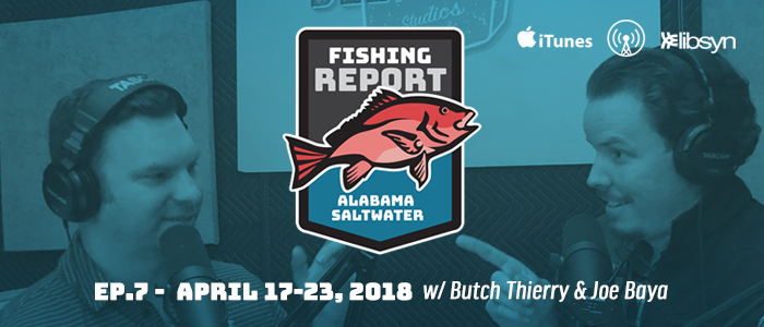 Alabama Saltwater Fishing Report | EP7 | April 17-23 | 2018 | Great Days Outdoors