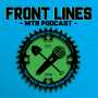 """Artwork for Front Lines MTB - """"Episode 71 - Increasing Bicycle Competency in Future Generations through Bicycle Playgrounds w/ Minneapolis Bike Parks"""" (November 15, 2019 