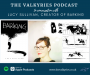 Artwork for The Valkyries Podcast ep 11: Interview with artist and writer Lucy Sullivan