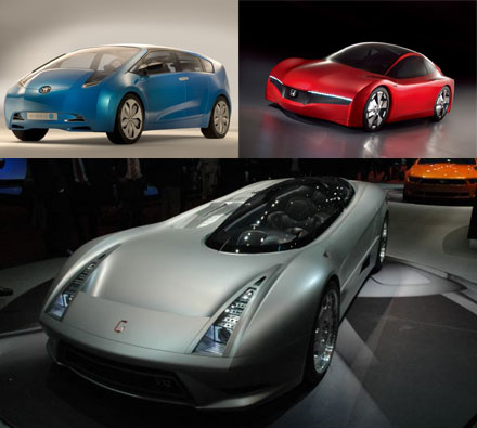 Toyota, Honda e Italdesign llaman la atención en el Salón de Ginebra