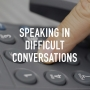 Artwork for Communicating in Difficult Conversations