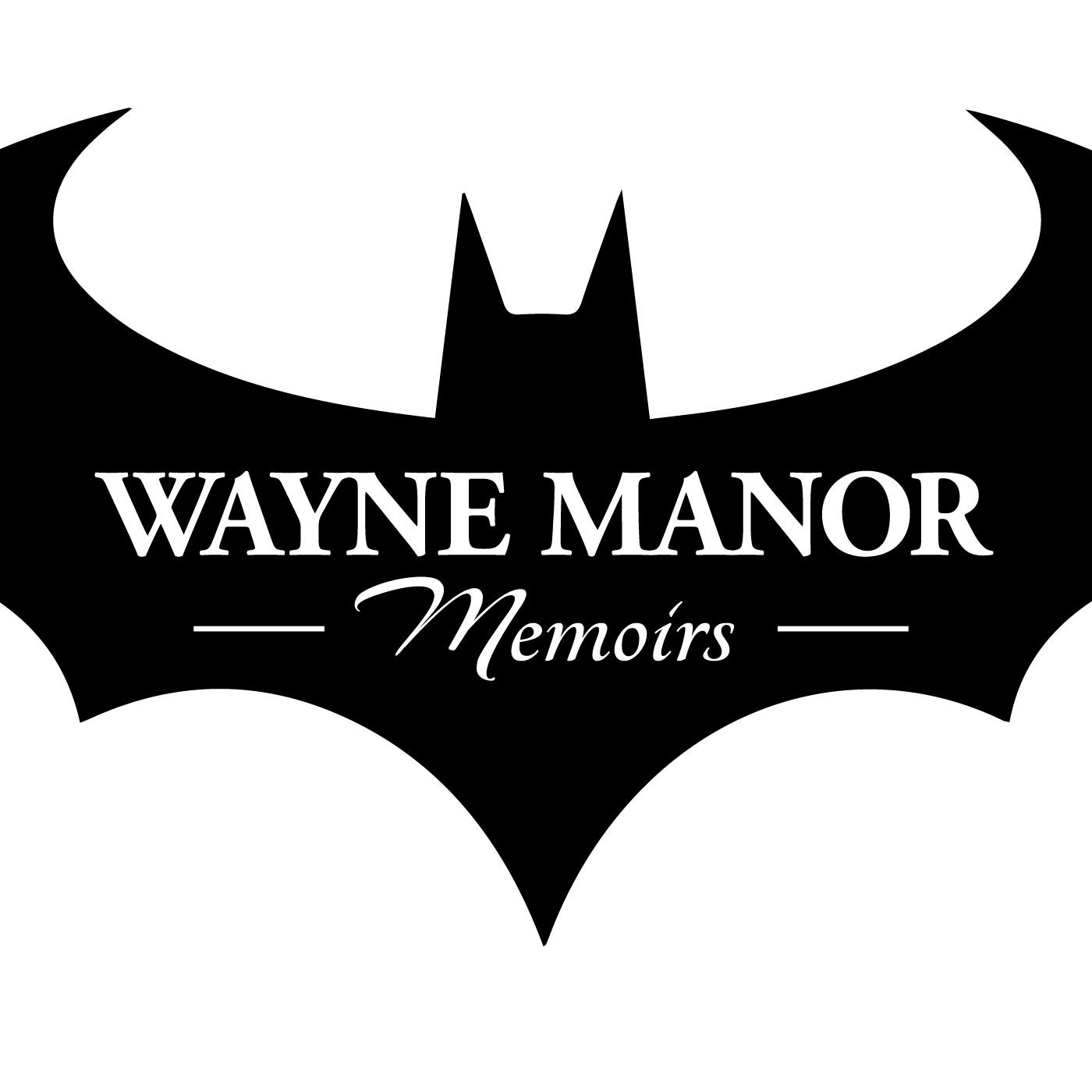 Wayne Manor Memoirs show art