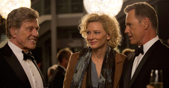 'Truth' writer-director James Vanderbilt talks film school, researching true stories, and landing Robert Redford