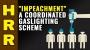 "Artwork for ""IMPEACHMENT"" a coordinated GASLIGHTING scheme"
