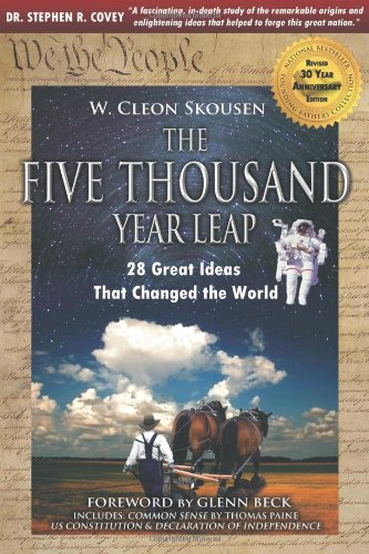 Artwork for Show 1264 Audio book Part 1 of 7   The 5000 Year Leap- A Miracle that Changed the World by W. Cleon Skousen