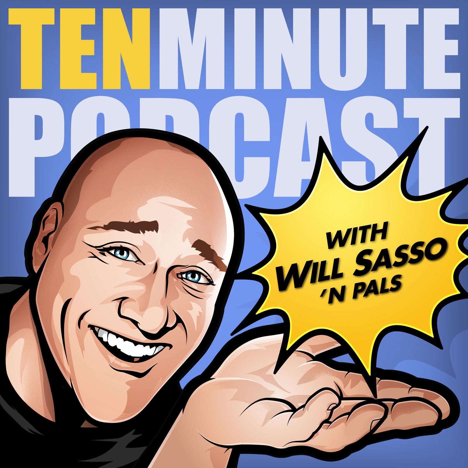 Ten Minute Podcast show art