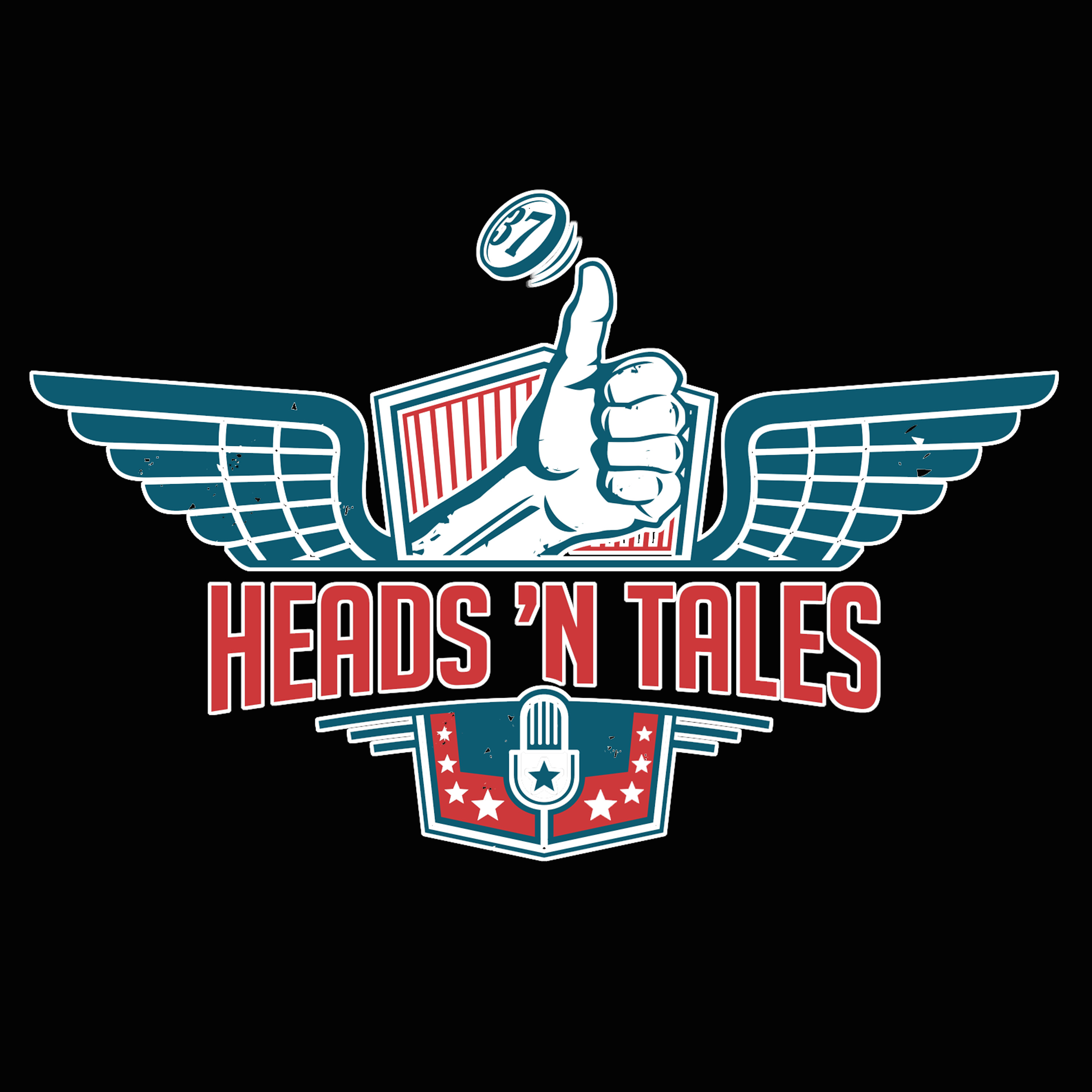 Heads 'N Tales Podcast - Talking Sports Injury Rehab, Prevention, Perseverance, Concussions & Athlete Transition show art