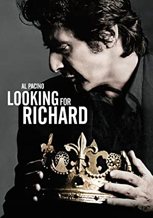 Al Pacino looking for Shakespeare