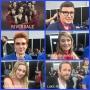 Artwork for Episode 895 - NYCC: Riverdale w/ Roberto Aguirre-Sacasa (Showrunner)/KJ Apa/Madchen Amick/Lili Reinhart/Luke Perry!