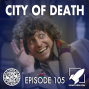 Artwork for Episode 105: City of Death (A Guided Meditation)