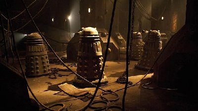Tim's Take On: Episode 136(Dr Who: Asylum of The Daleks review)