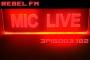 Artwork for Rebel FM Episode 182 - Live! - 070513