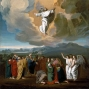 Artwork for Some Thoughts About Jesus' Ascension Into Heaven