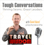 Artwork for Tough Conversations coach David Wood on consequences for actions and getting kicked out of Bali