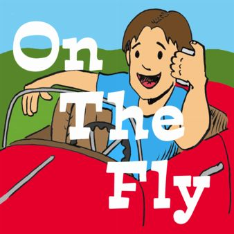 On The Fly - Dutchy Digest Deadline - Shows We Did - Free Comic Book Day