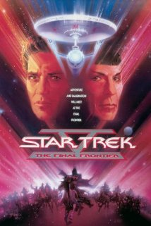 Star Trek V: The Final Frontier Commentary