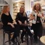 Artwork for Talkshow #12 - Vejen ud af krisen går gennem xxx - Neela Rosalina Damgaard og Iben Larissa Jørgensen- Lyden af et bedre liv