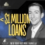 Artwork for Loans Less than One Million with Mike Taravella