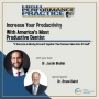 Artwork for Increase Your Productivity With America's Most Productive Dentist
