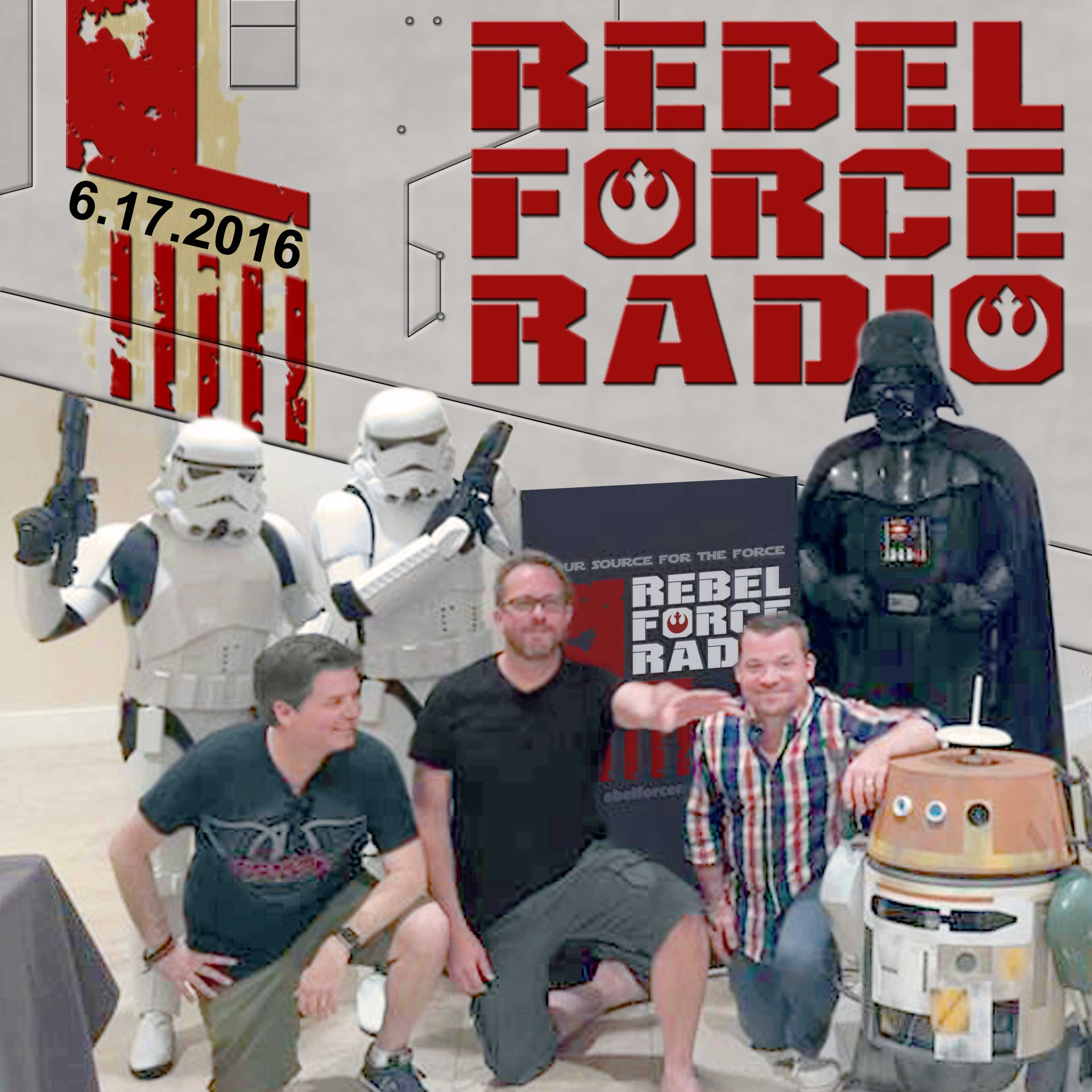 Rebel Force Radio: June 17, 2016