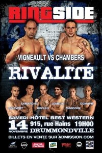 Ringside MMA: Rivalité Preview Interviews