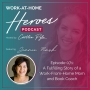 Artwork for A Fulfilling Story of a Work-From-Home Mom and Book Coach