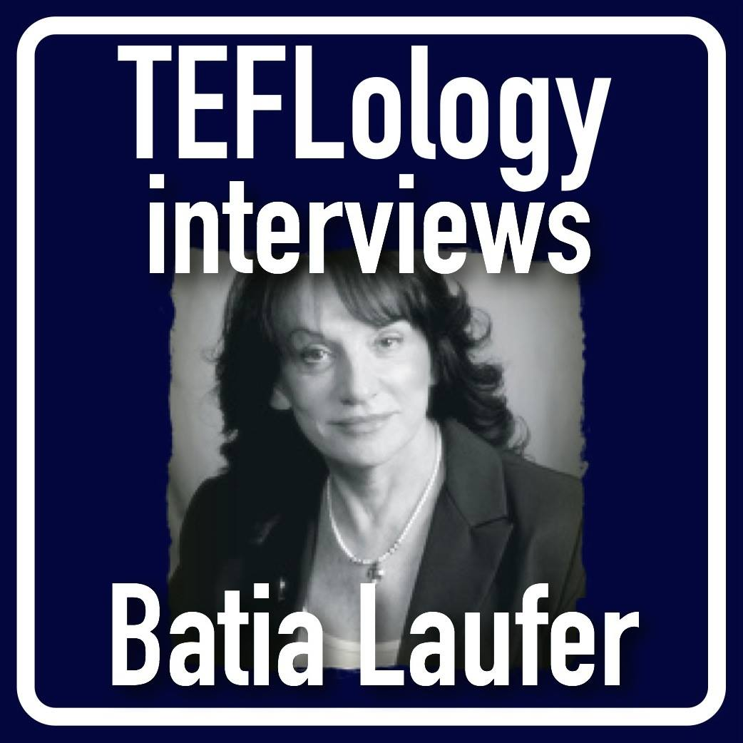 TEFL Interviews 19: Batia Laufer on Vocabulary Acquisition