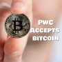 Artwork for PwC Accepts Bitcoin And Other November 2017 PwC News