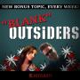 Artwork for BLANK Outsiders - Byebye Boss Key