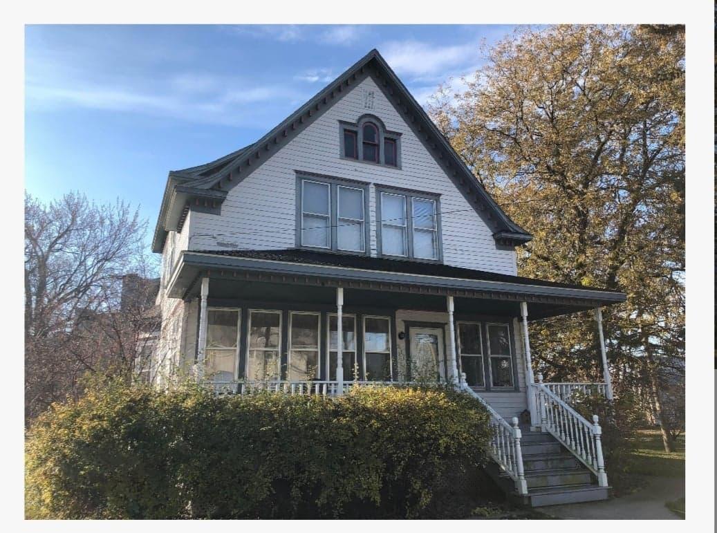 The Boyd House