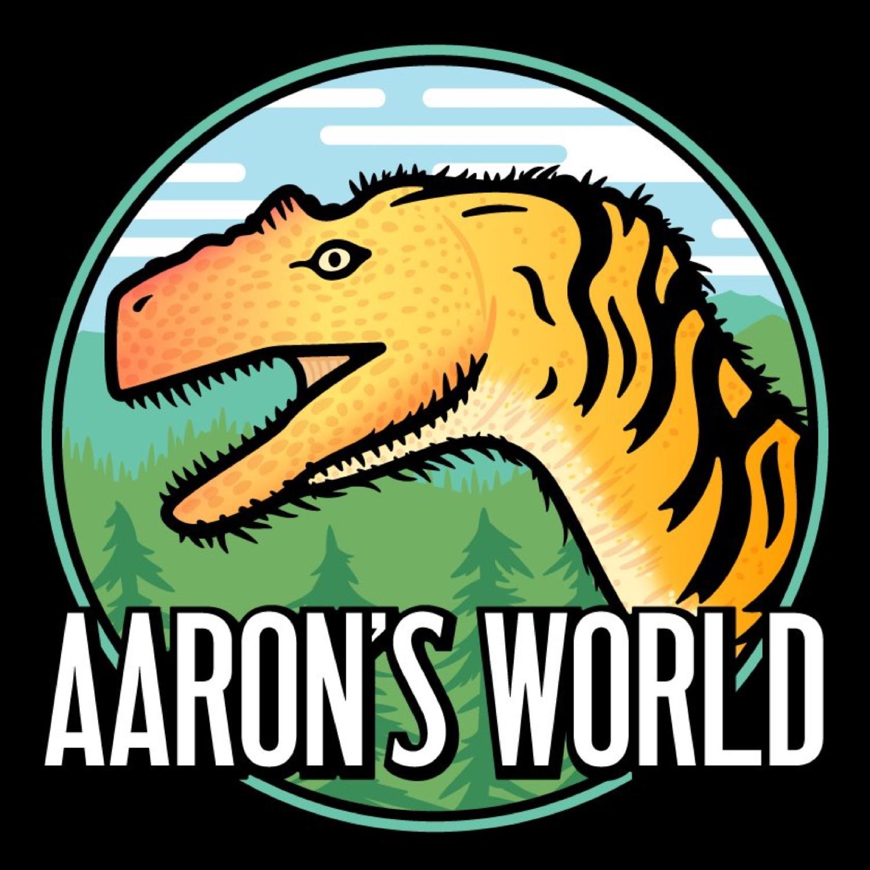 Aaron's World show art