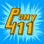 Artwork for Pony 411 Episode 9- Binders Full of Ponies