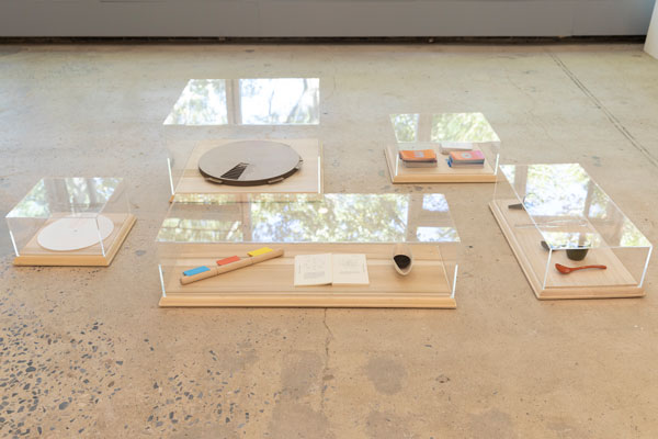 64a2996bdc0 BFAMFAPhD, Making and Being, teaching tools, installation detail,  exhibition at the Dekalb Gallery, Pratt Institute, PROJECT THIRD residency,  summer 2018.