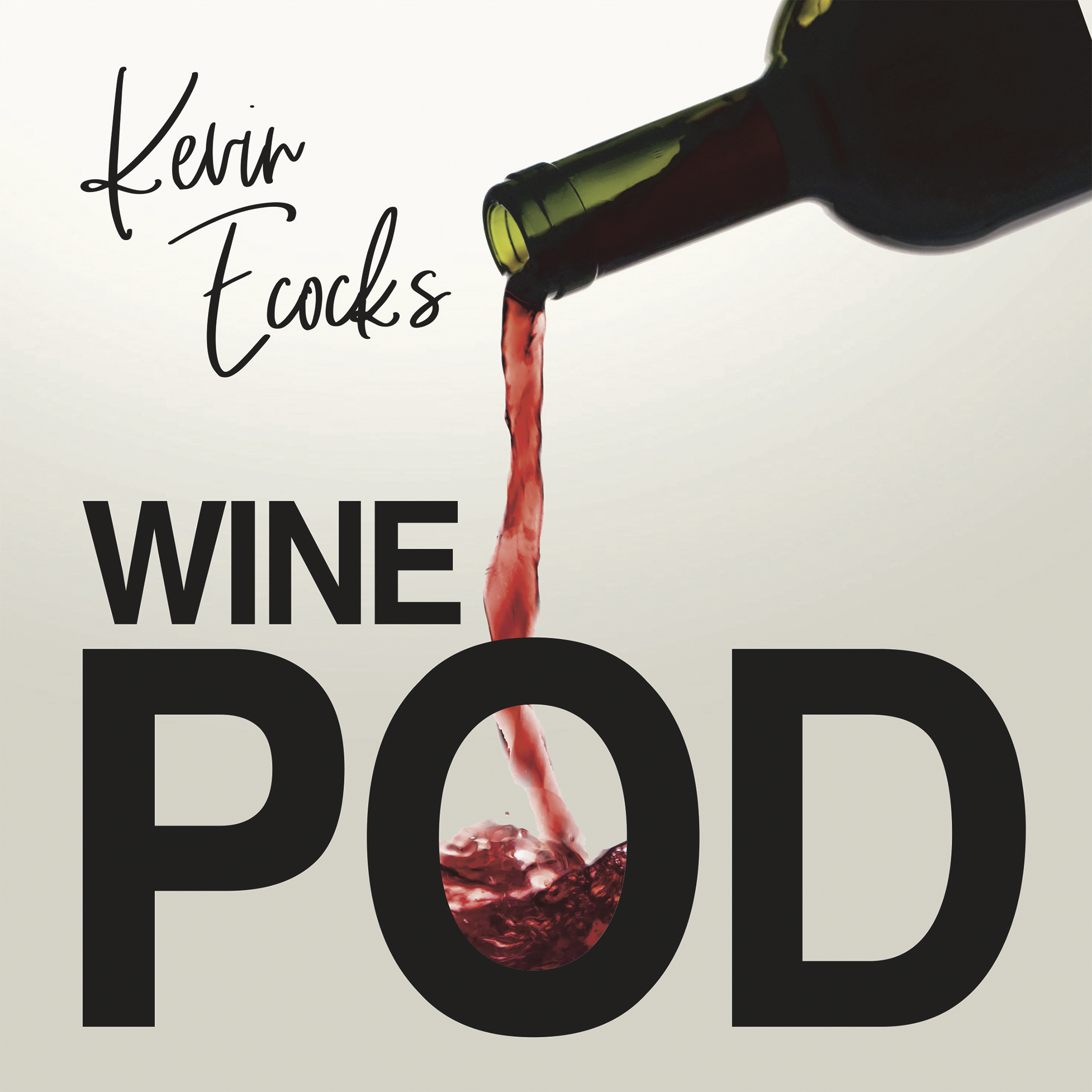 Kevin Ecock's WinePod show art