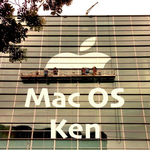 Mac OS Ken: 06.07.2013 (Repost)