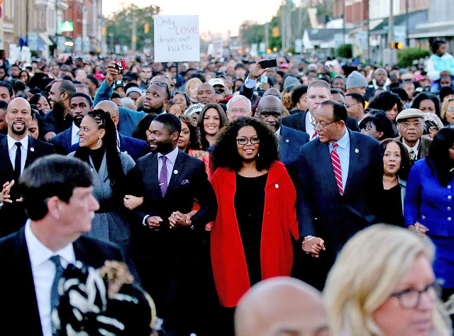 Selma: Black History According to Opra