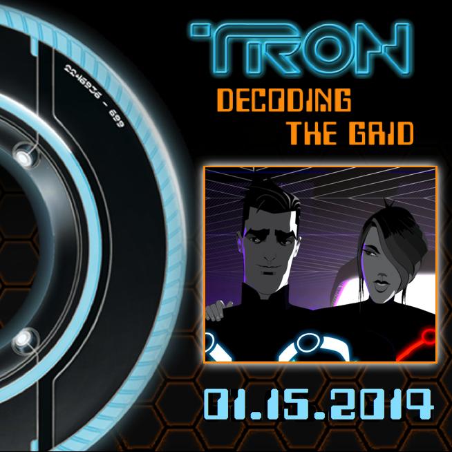 "15 TRON: Uprising ""Rendezvous"""