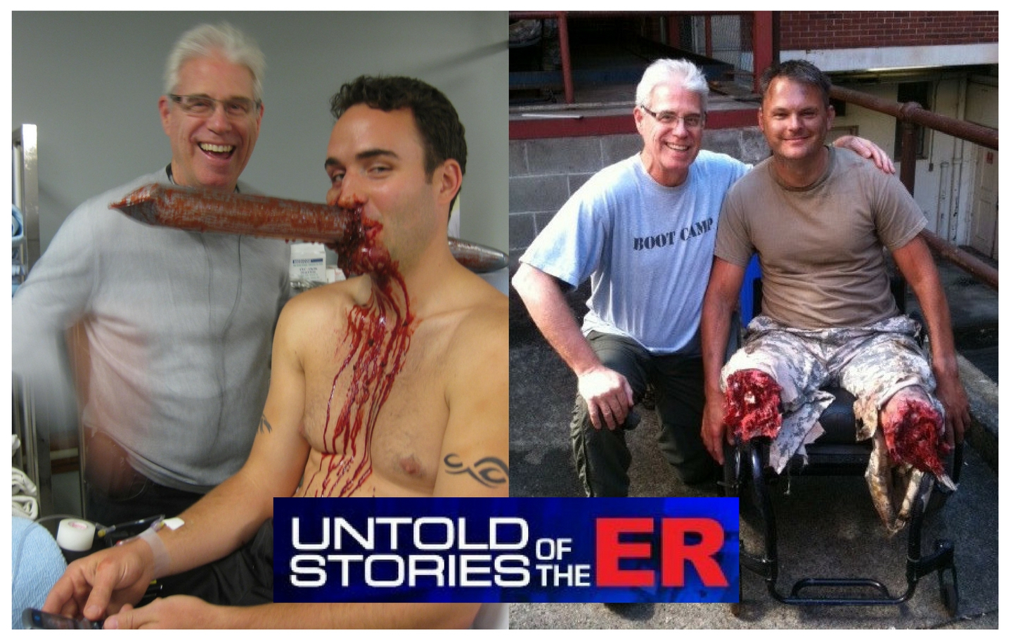 """Bob is now wrapping up his 8th season as executive producer of Discovery's """"Untold Stories of the ER"""" and I'm honored to have him as my guest on the 25th ..."""