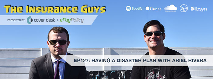 Ariel Rivera on Insurance Guys Podcast