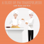 Artwork for 055 - A slice of Thankfulness from Kate and Kim